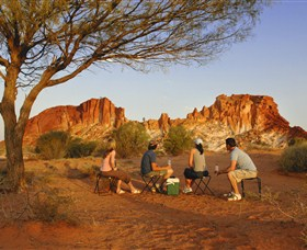 Rainbow Valley Conservation Reserve - Accommodation Kalgoorlie
