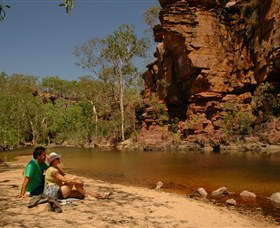 Umbrawarra Gorge Nature Park - Accommodation Kalgoorlie
