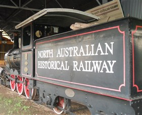 Pine Creek Railway Precinct - Accommodation Kalgoorlie