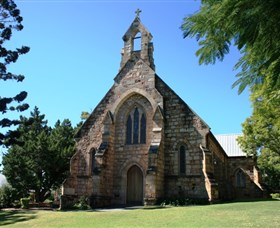 St Marys Anglican Church Memorial Chapel - Accommodation Kalgoorlie
