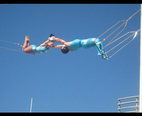 Trix Circus Flying Trapeze - Accommodation Kalgoorlie