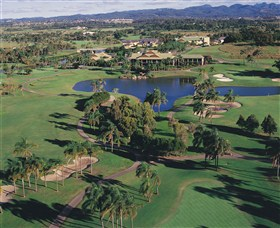 Palm Meadows Golf Course - Accommodation Kalgoorlie