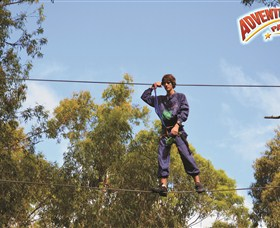 Adventure Parc at Currumbin Wildlife Sanctuary - Accommodation Kalgoorlie