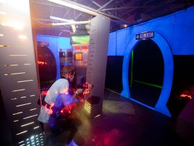 Laserzone Sunshine Coast - Warana - Accommodation Kalgoorlie