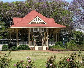Gympie Memorial Park - Accommodation Kalgoorlie
