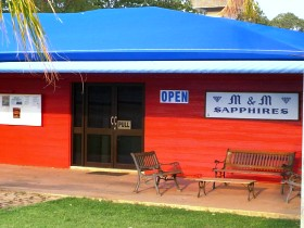 M and M Sapphires - Accommodation Kalgoorlie