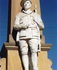 Beaudesert War Memorial - Accommodation Kalgoorlie