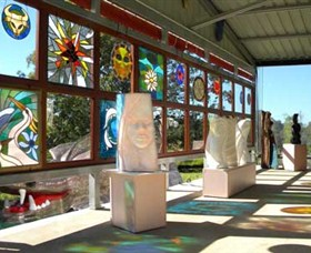 Alpha31 Art Gallery and Sculpture Garden - Accommodation Kalgoorlie