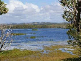 Lake Barfield - Accommodation Kalgoorlie