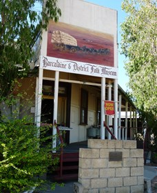 Barcaldine and District Museum - Accommodation Kalgoorlie