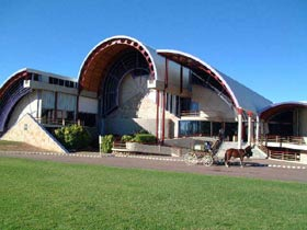 Australian Stockmans Hall of Fame and Outback Heritage Centre - Accommodation Kalgoorlie