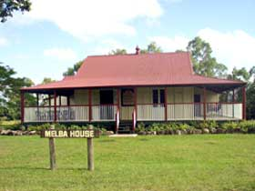 Melba House - Accommodation Kalgoorlie