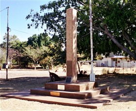 Mount Isa Memorial Cenotaph - Accommodation Kalgoorlie