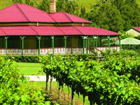 OReillys Canungra Valley Vineyards - Accommodation Kalgoorlie