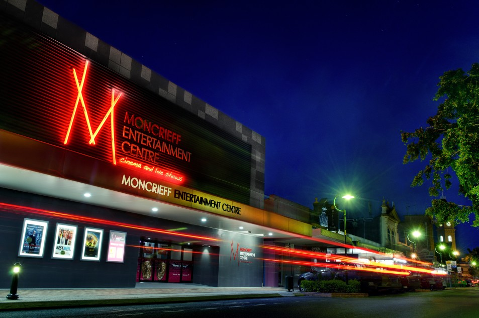 Moncrieff Entertainment Centre - Accommodation Kalgoorlie