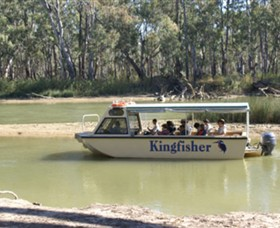 Kingfisher Cruises - Accommodation Kalgoorlie