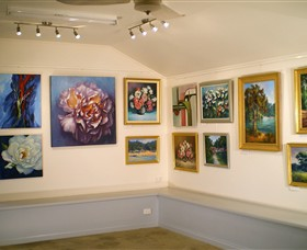 Ros McArthur Art Studio - Accommodation Kalgoorlie