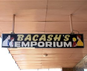 Bacash Emporium - Accommodation Kalgoorlie
