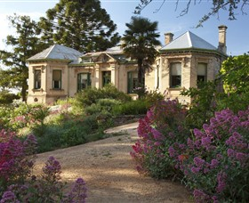 Buda Historic Home  Garden - Accommodation Kalgoorlie