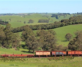 South Gippsland Tourist Railway - Accommodation Kalgoorlie