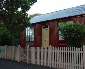 19th Century Portable Iron Houses - Accommodation Kalgoorlie