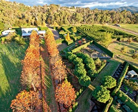 High Country Maze - Accommodation Kalgoorlie