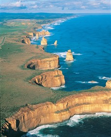 12 Apostles Flight Adventure from Apollo Bay - Accommodation Kalgoorlie