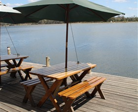 Dine at Tuross Boatshed and Cafe