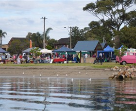 Greenwell Point Riverside Markets - Accommodation Kalgoorlie