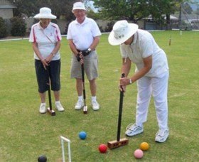 Nowra Croquet Club - Accommodation Kalgoorlie