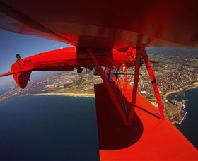 Southern Biplane Adventures - Accommodation Kalgoorlie