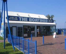 Innes Boatshed - Accommodation Kalgoorlie