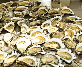 Wheelers Oysters - Accommodation Kalgoorlie
