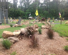 The Cove Miniature Golf Course - Accommodation Kalgoorlie
