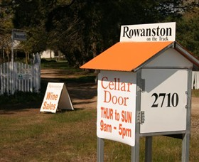 Rowanston on the Track Winery  Bed and Breakfast - Accommodation Kalgoorlie