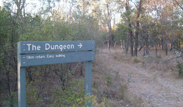 Dungeon lookout - Accommodation Kalgoorlie