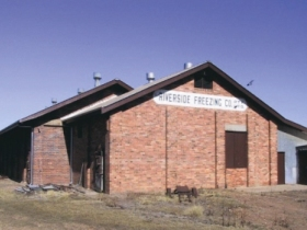 Riverside Freezing Works and Rabbit Factory - Accommodation Kalgoorlie