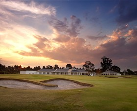Kingston Heath Golf Club - Accommodation Kalgoorlie