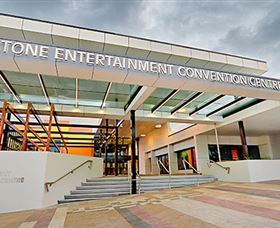 Gladstone Entertainment and Convention Centre - Accommodation Kalgoorlie