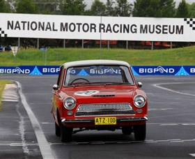 National Motor Racing Museum - Accommodation Kalgoorlie