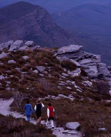 Bluff Knoll Stirling Range National Park - Accommodation Kalgoorlie