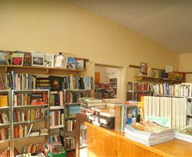 Corryong Browsers Bookshop - Accommodation Kalgoorlie