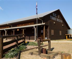 South Burnett Region Timber Industry Museum - Accommodation Kalgoorlie