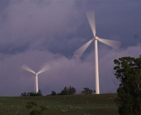 Crookwell Wind Farm - Accommodation Kalgoorlie