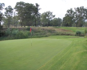 Muswellbrook Golf Club - Accommodation Kalgoorlie