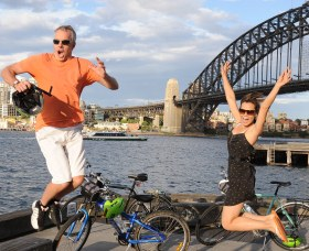 Bikebuffs - Sydney Bicycle Tours - Accommodation Kalgoorlie