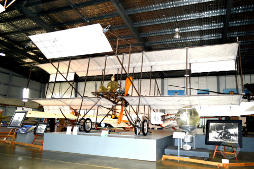 Australian Army Flying Museum - Accommodation Kalgoorlie