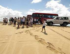 Port Stephens 4WD Tours - Accommodation Kalgoorlie