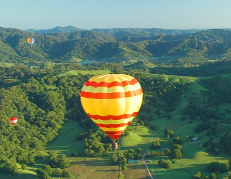 Byron Bay Ballooning - Accommodation Kalgoorlie