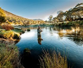 Fly Fishing Tumut - Accommodation Kalgoorlie